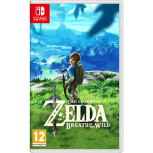 Nintendo Switch: The Legend of Zelda - Breath of the Wild