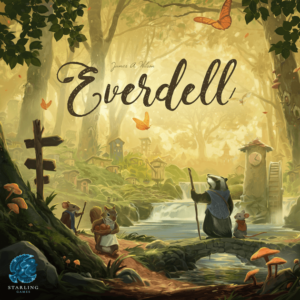 Lauamäng Everdell