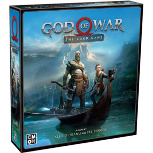 Lauamäng God of War: The Card Game