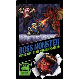 Lauamäng Boss Monster: Rise of the Minibosses
