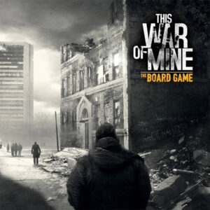 Lauamäng This War of Mine: The Board Game