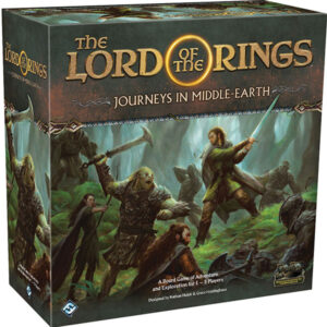 Lauamäng The Lord of the Rings: Journeys in Middle-Earth
