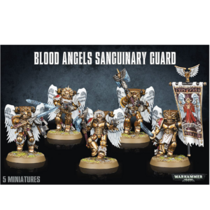 Blood Angels: Sanguinary Guard