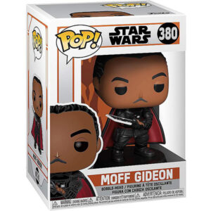 Funko POP! Star Wars: Mandalorian - Moff Gideon Vinyl Figure 10 cm