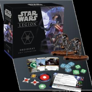 Star Wars Legion - Droidekas Unit Expansion
