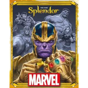 Lauamäng Splendor: Marvel