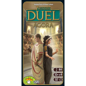 Mängulaiend 7 Wonders: Duel - Agora