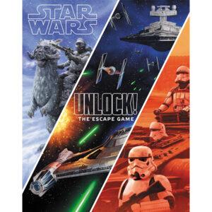 Lauamäng Unlock! Star Wars: The Escape Game