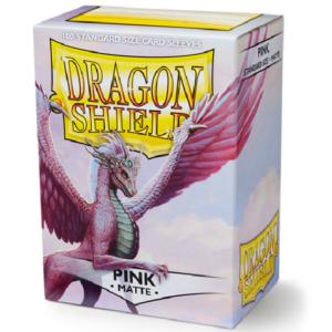Dragon Shield: Matte Pink (100 tk)