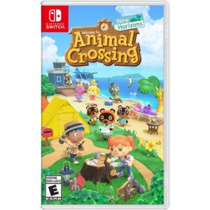 Nintendo Switch mäng Animal Crossing: New Horizons
