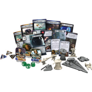 Mängulaiend Star Wars: Rebellion – Rise of the Empire