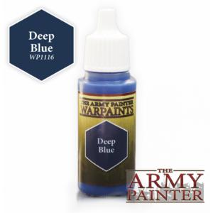Army Painter Warpaints - Deep Blue 18 ml