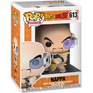 Funko POP! Dragon Ball Z - Nappa Vinyl Figure 10 cm