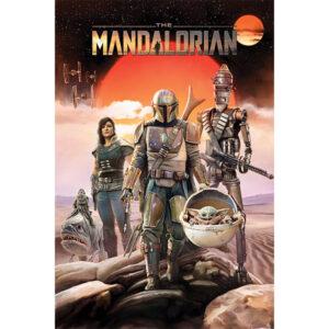 https://mabrik.ee/wp-content/uploads/2020/12/Plakat-Star-Wars-The-Mandalorian-Group-61-x-91-cm-300x300.jpg