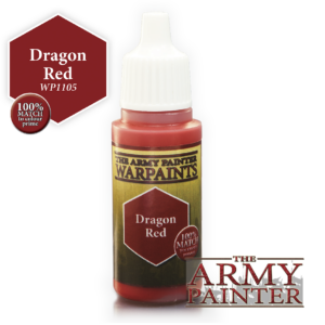 Army Painter Warpaints - Dragon Red 18 ml