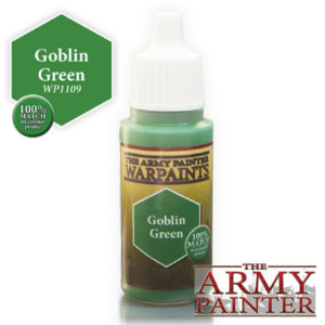 Army Painter Warpaints - Goblin Green 18 ml