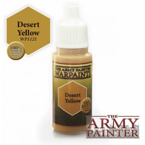 Army Painter Warpaints - Desert Yellow 18 ml