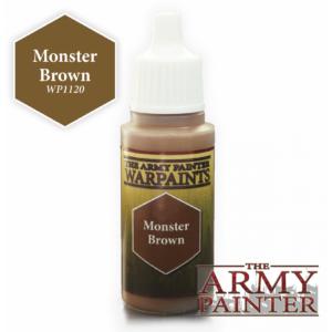 Army Painter Warpaints - Monster Brown 18 ml