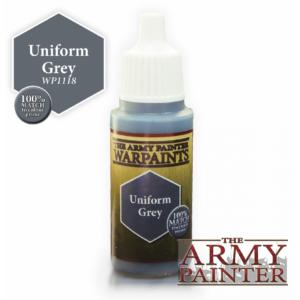 Army Painter Warpaints - Uniform Grey 18 ml