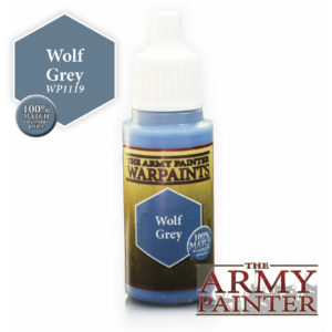 Army Painter Warpaints - Wolf Grey 18 ml