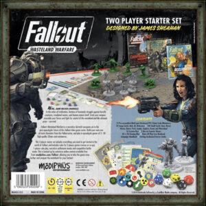 Fallout Wasteland Warfare - Starter Set (2)