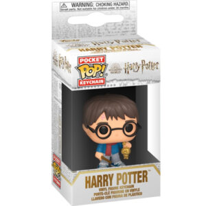 Funko Pocket POP! Holiday - Harry Potter 4 cm