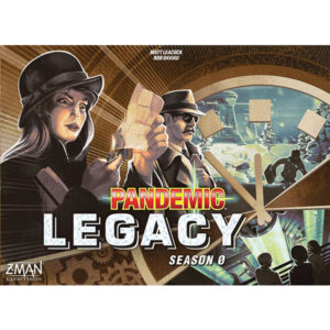 Lauamäng Pandemic: Legacy - Season Zero