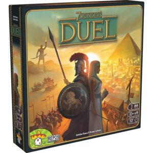 Lauamäng 7 Wonders: Duel