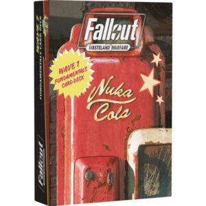 Fallout: Wasteland Warfare - Wave 1 Fundamentals Card Deck