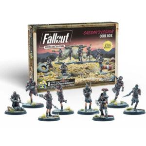 Fallout: Wasteland Warfare - Caeser's Legion Core Box