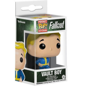 Funko Pocket POP! Fallout - Vault Boy Vinyl Figure 4 cm