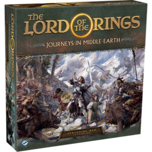 Mängulaiend Journeys in Middle-Earth: Spreading War