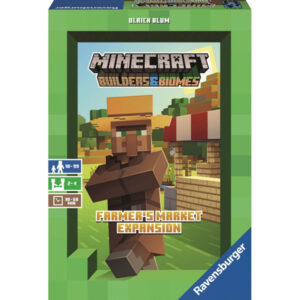 Mängulaiend Minecraft: Builders & Biomes - Farmer's Market