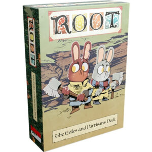 Mängulaiend Root: The Exiles & Partisans Pack