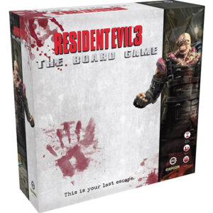 Lauamäng Resident Evil 3: The Board Game