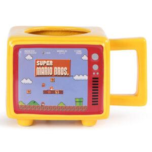 Värvimuutev TV kruus Super Mario Bros - Like a Boss