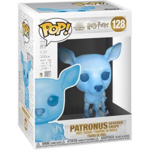 Funko POP! Harry Potter – Patronus Snape Vinyl Figure 10 cm