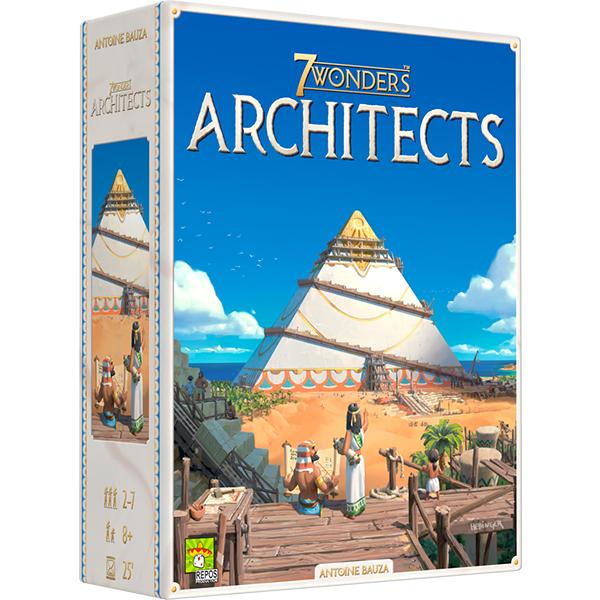 Lauamäng 7 Wonders: Arhitects