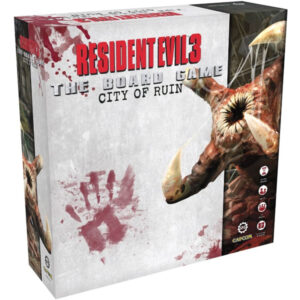 Mängulaiend Resident Evil 3: The City of Ruin