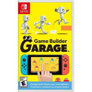 Nintendo Switch: Game Builder Garage