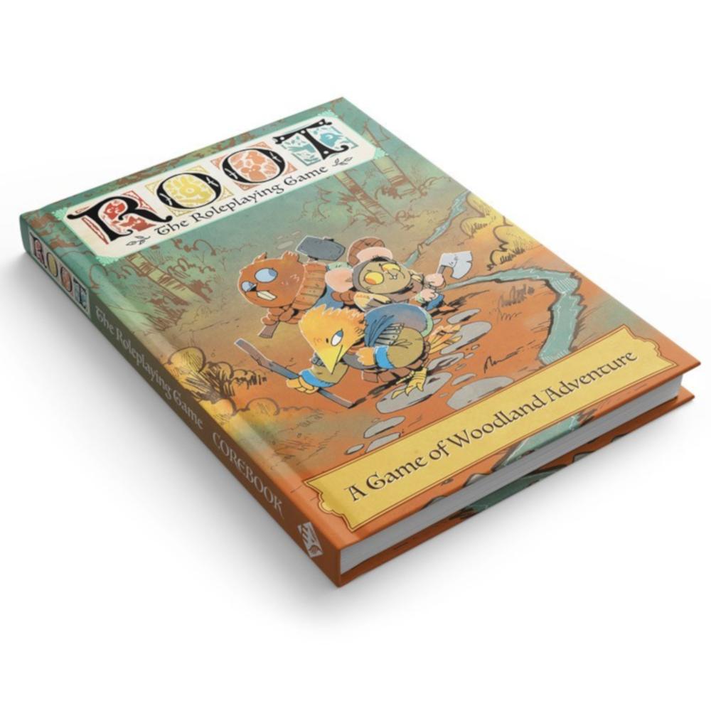 Root RPG: Core Rulebook
