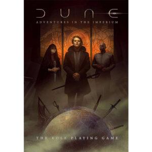 Dune RPG: Adventures in the Imperium – Core Rulebook