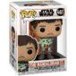 Funko POP! Star Wars The Mandalorian - Mando Holding Child Vinyl Figure 10 cm