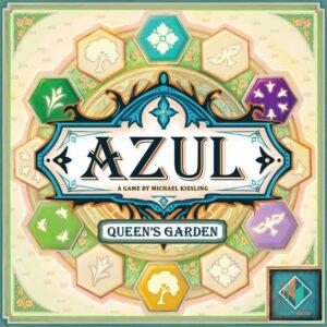 Lauamäng Azul: Queen's Garden
