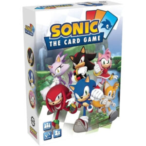 Lauamäng Sonic: The Card Game